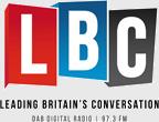 LBC Leading Britain's Conversation LOGO