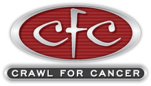crawl for cancer logo partnering organization