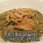 green beans, casserole, holiday, thanksgiving, recipes