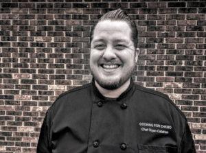Chef Ryan Callahan
