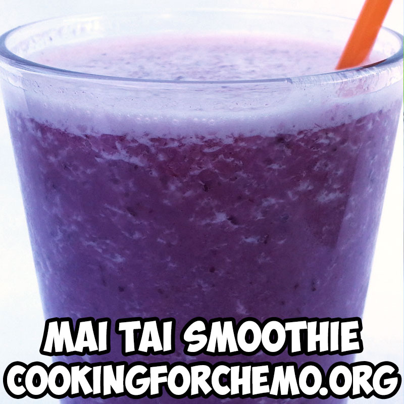 mai tai smoothie picture